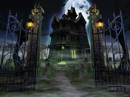 Not a home but a haunt Haunted-house