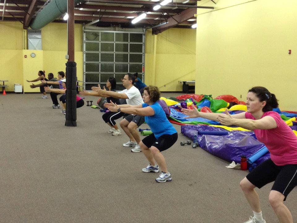 CertaPro Painters and Pinnacle Fitness Bootcamp Challenge