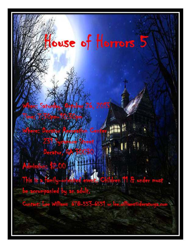 Rec Haunted House 3