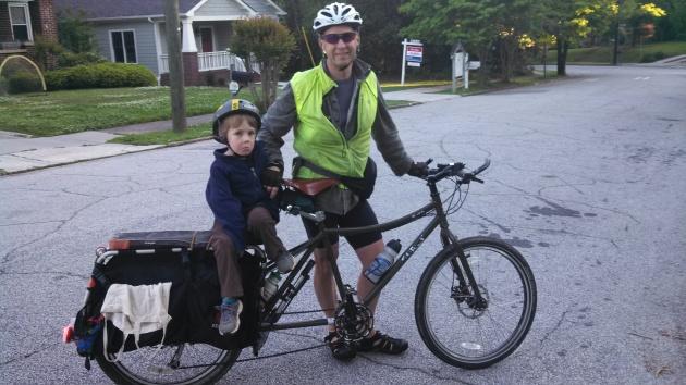 "Peter Wakefield the ""Bike Dude"""