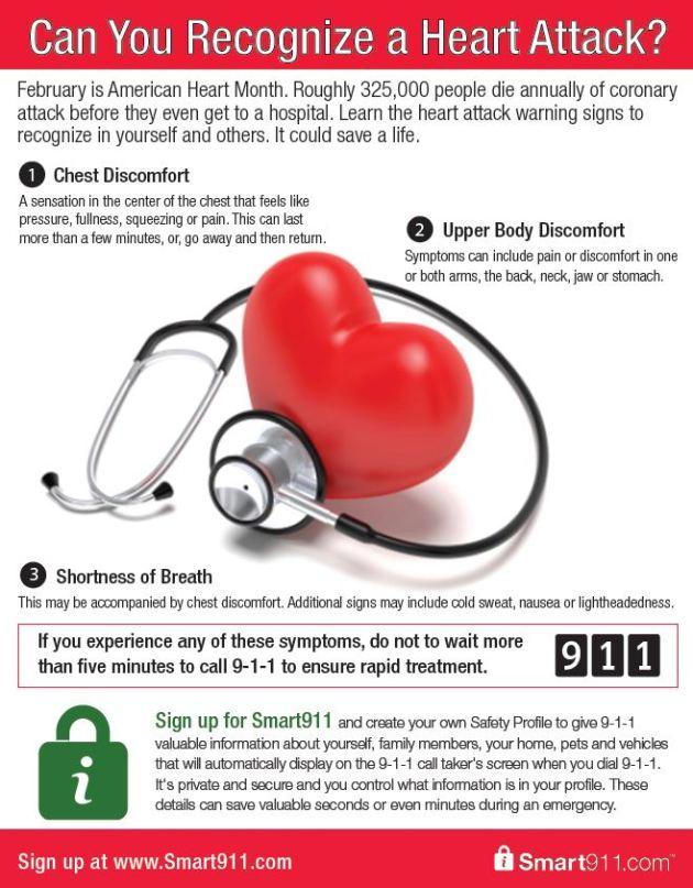Smart911_Heart Health