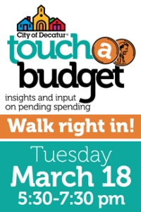 touch a budget