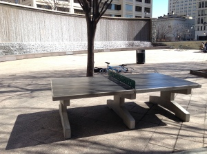 Pong downtown 2