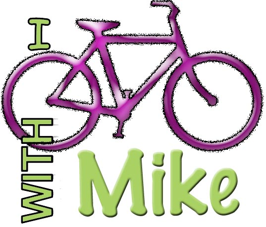 I Bike With Mike Be Active Decatur
