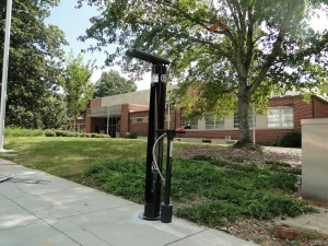 NEW Bike Repair Station at Decatur Recreation Center