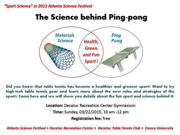 Science Behind Ping Pong
