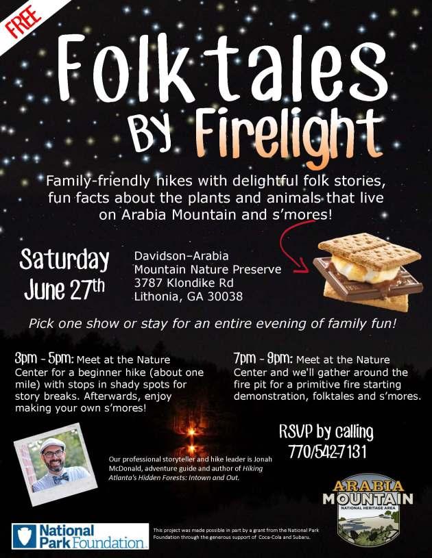 Folktales by Firelight