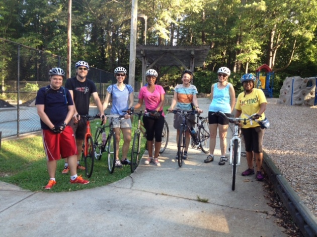 July bike ride 3