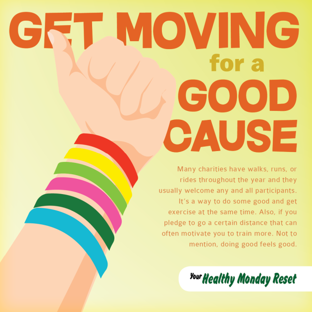 get moving for good cause