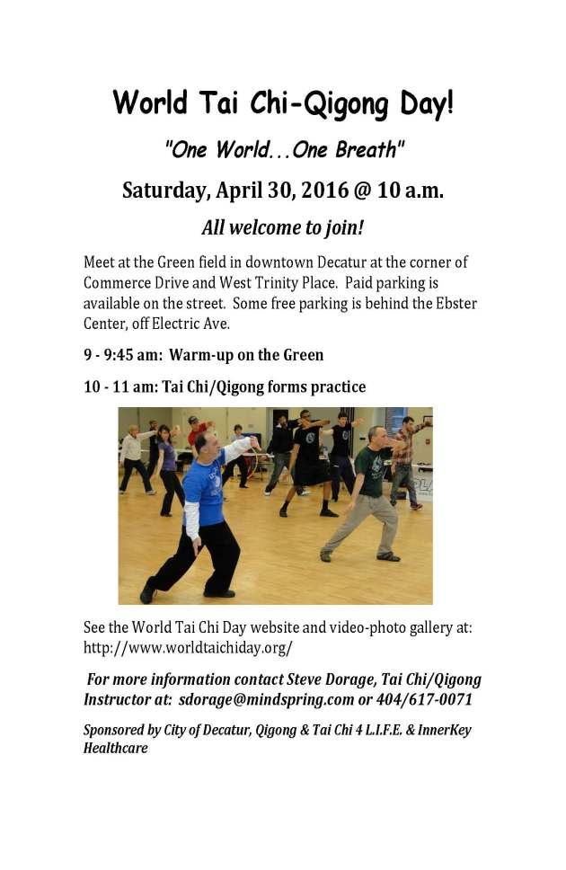 World Tai Chi-Qigong Flyer2016Final