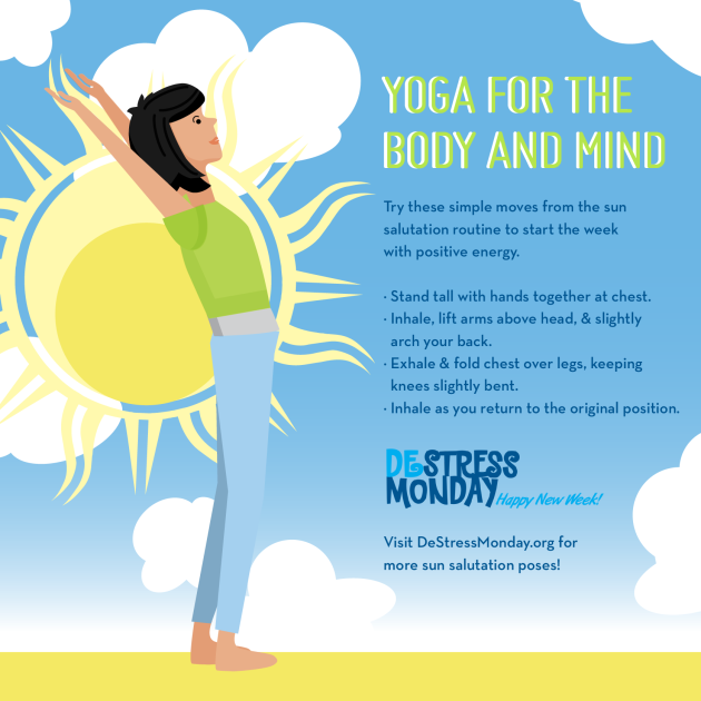 yoga monday