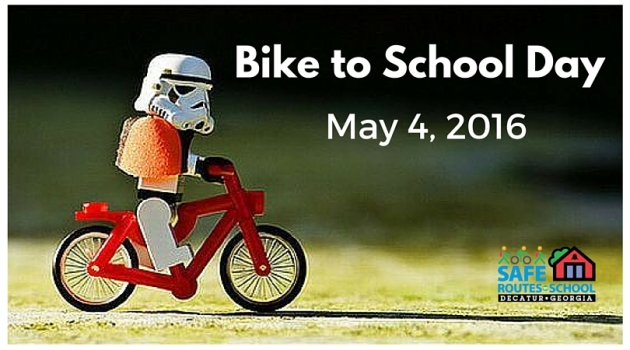 Bike to school lego meme