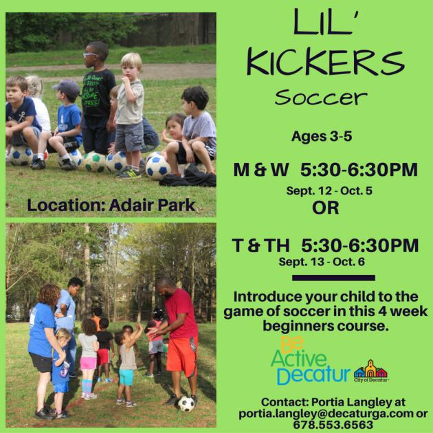 Lil Kickers