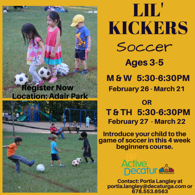 Copy of Lil' Kickers