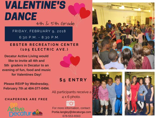 Valentine S Dance Be Active Decatur