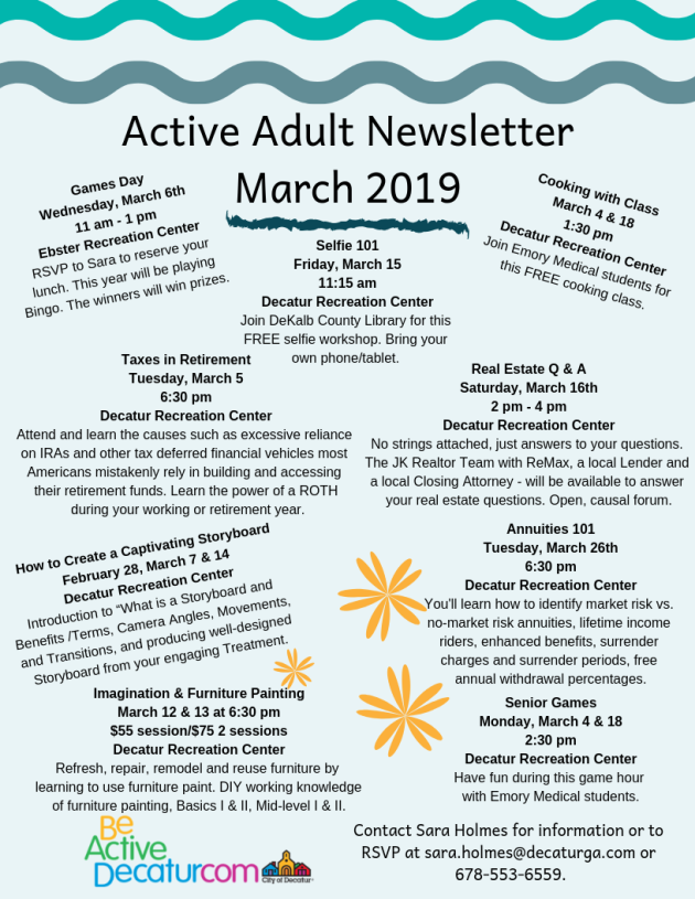 March Newsletter (2)
