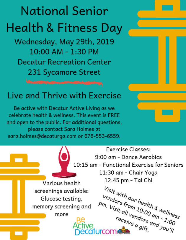 Copy of Nat'l Senior Health & Fitness Day (1)