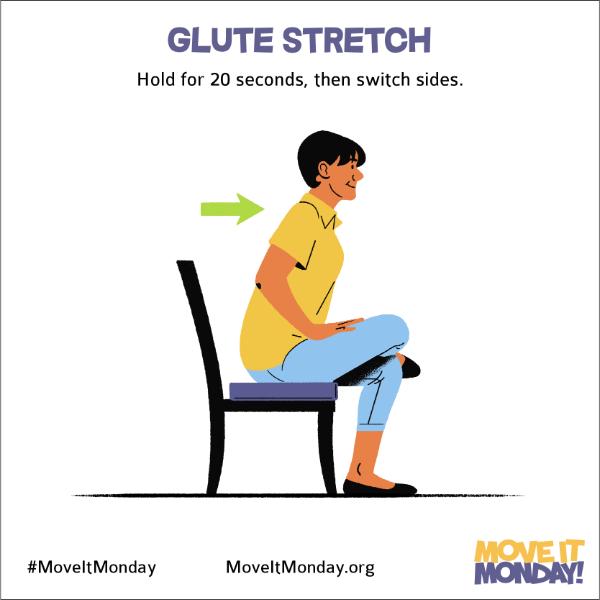 glute stretch