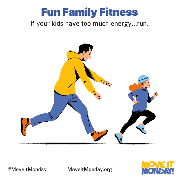 fun family fitness