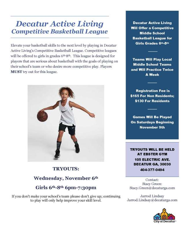 Middle School Girls Basketball Flyer (002)