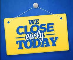 Closing-early