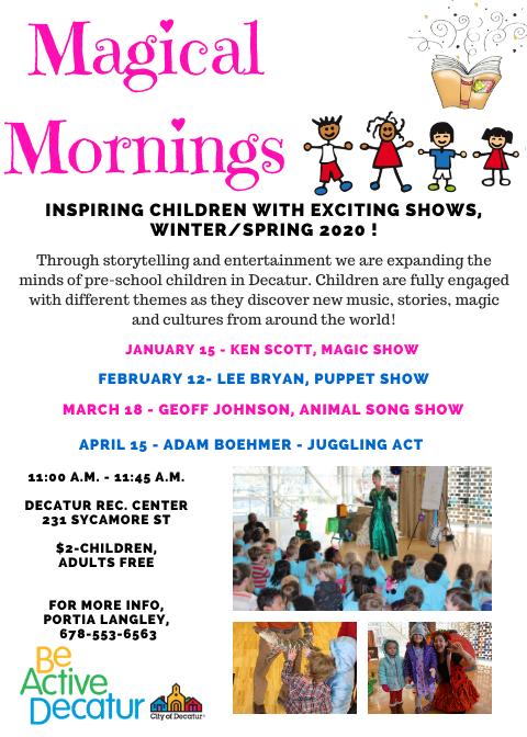 Magical Mornings 2020