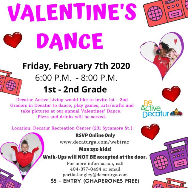 Valentines Dance 2020