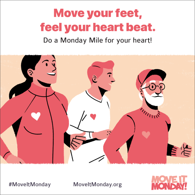 move it monday