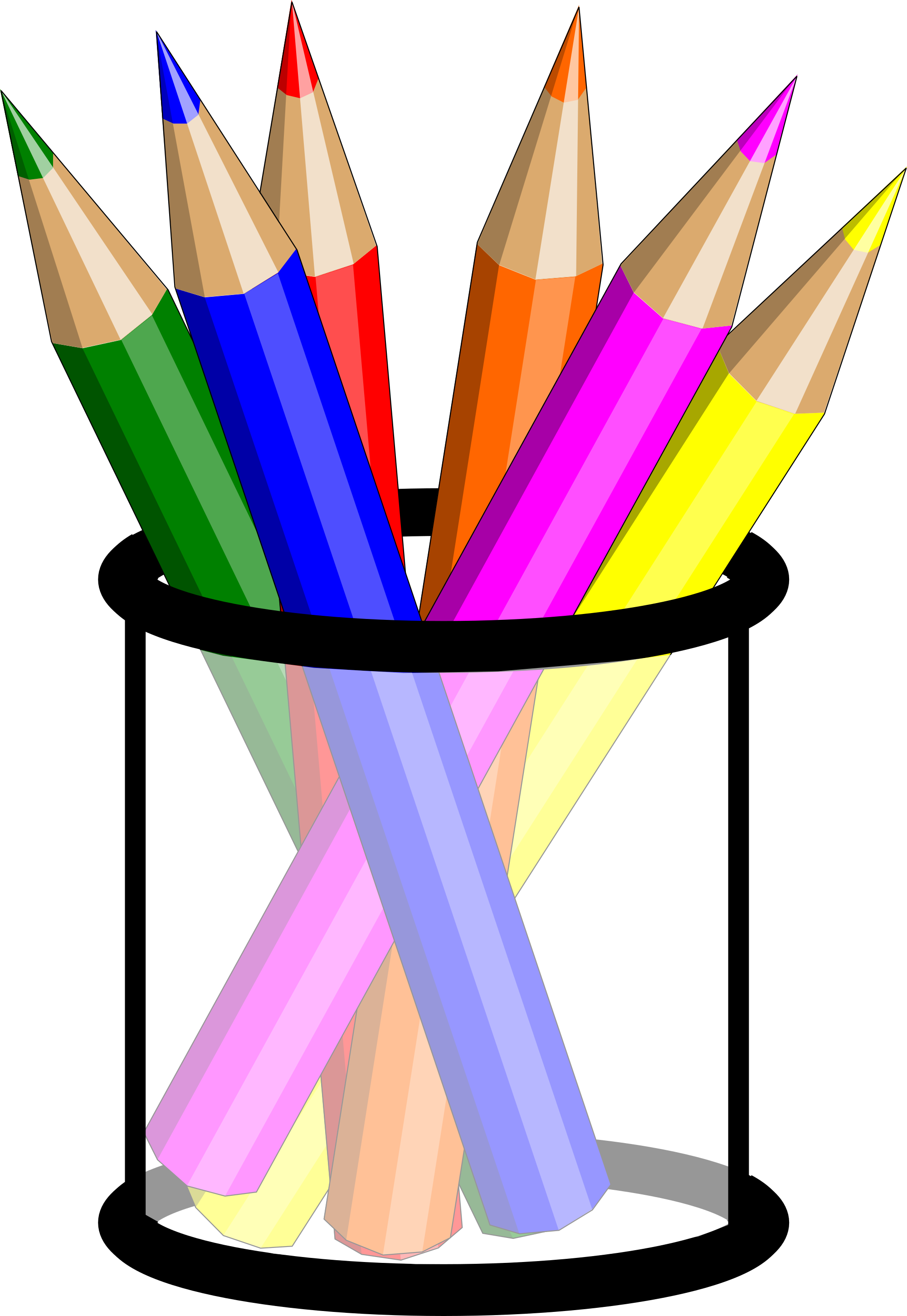 clipart-pencil-break-17