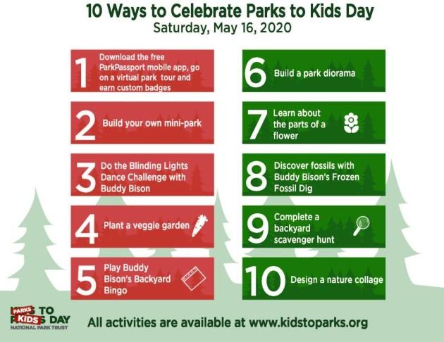 kids ot park day